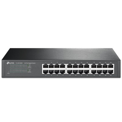 TP-Link TL-SG1024D : 24-Port Gigabit Desktop/Rackmount Switch