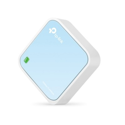 TP-Link TL-WR802N : 300Mbps Wireless N Nano Router