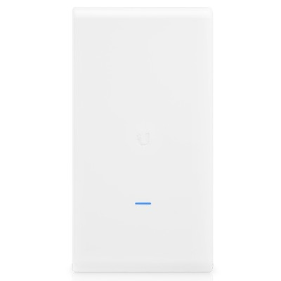 Ubiquiti UAP-AC-M-PRO Mesh Technology AP Outdoor Hi-Performance W-Fi 802.11ac 1.75Gbps, Dual-Band 2.4GHz&5GHz, Omni Antennas 2x2MIMO, Power 22dBm, 48V/0.5A Gigabit PoE Adapter Included