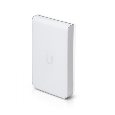 Ubiquiti UAP-AC-IW-PRO IN WALL AP Indoor&Outdoor Hi-Performance 802.11ac Speed 1.75Gbps, Dual-Band 2.4GHz&5GHz, Power 22dBm, 802.3at PoE+ Supported