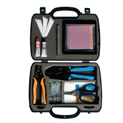 LINK UF-2840 F.O. PROFESSIONAL EPOXY TERMINATE FIBER OPTIC TOOL SET