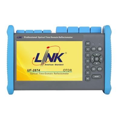 Link UF-2874 F.O. PROFESSIONAL OTDR (1310/1550/1625 nm.) Full Option