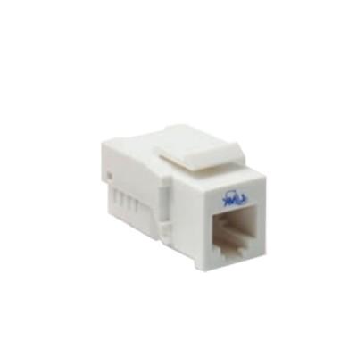 Link UL-3016  RJ11 Telephone OUTLET (ตัวเมีย), Tool Free ตัวเมียโทรศัพท์รุ่นเดิม