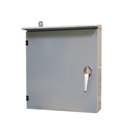 LINK UL-7111 Outdoor Steel Cabinet for 1x11 pos. BMF, 100-110 Pairs (H45 x W25 x D15 cm.)