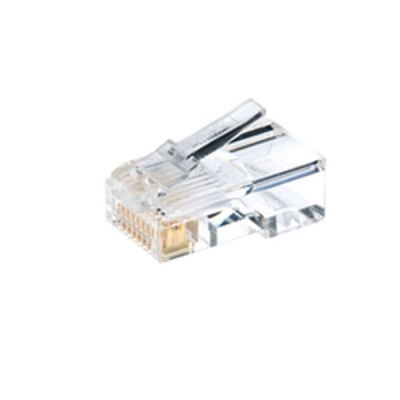LINK US-1001 CAT 5E RJ45 Plug, Unshield (10 Each/Pkg)