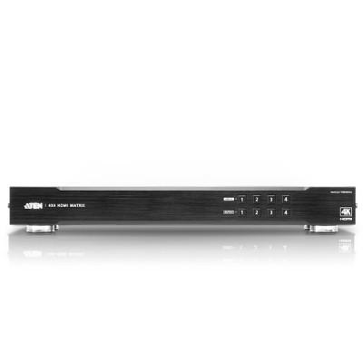 ATEN VM0404HA 4X4 4K HDMI Video Matrix Switches, 4 Sources 4 Displays