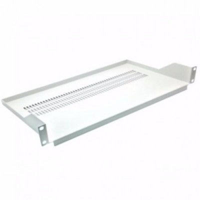 "19"" GERMANY G7-01025 Font Panel Fix Shelf Deep 25 cm. for Wall Rack, Open Rack"