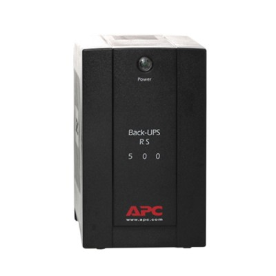 APC BR500CI-AS UPS Back RS 500VA/300 Watts without auto shutdown software, ASEAN, Line Interactive