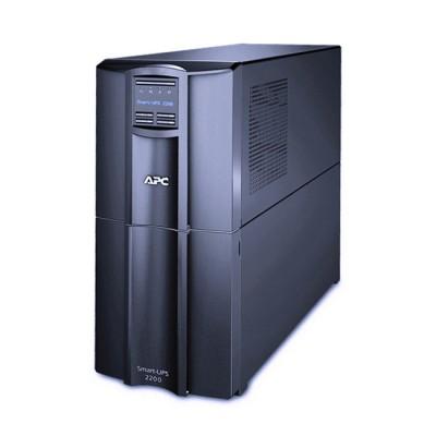 APC SMT2200I Smart-UPS 2.2 kVA 1.98 kWatts LCD 230V