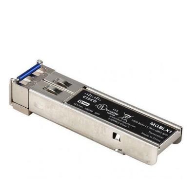 Cisco MGBLX1 Gigabit Ethernet LX Mini-GBIC SFP Transceiver Duplex LC (LC Connector),Single-Mode (SM) Wavelength 1310 nm, up to 10 km