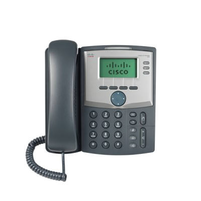 Cisco SPA303 IP Phone 3 Line I w/ Display and PC Port