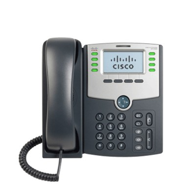 Cisco SPA508G IP Phone 8 Line With Display, PoE and PC Port