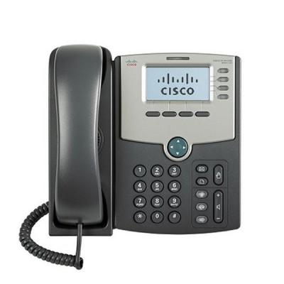 Cisco SPA514G IP Phone 4 Line with Display, PoE and Gigabit PC Port