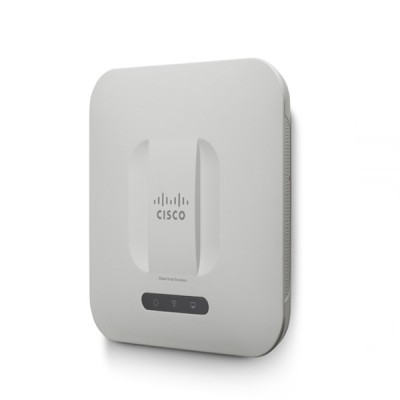 Cisco WAP561 AC WiFi Dual Band Wall Plate Wireless-AC Gigabit Access Point, PoE IEEE 802.3af Support