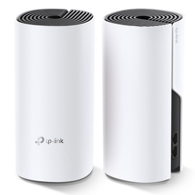 TP-Link Deco M4(2-Pack) : AC1200 Whole Home Mesh Wi-Fi System