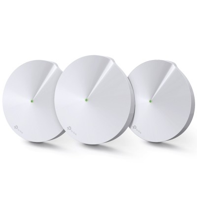 TP-Link Deco M5 (3-Pack) : AC1300 Whole Home Mesh Wi-Fi System