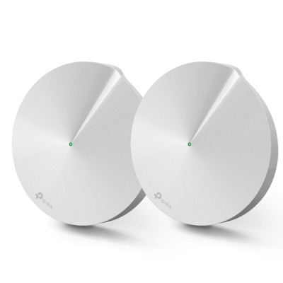 TP-Link Deco M9 Plus (2-Pack) : AC2200 Smart Home Mesh Wi-Fi System