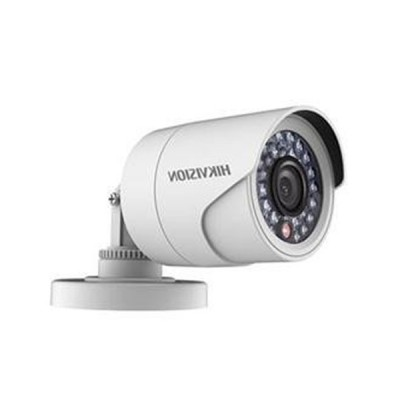 HIKVISION DS-2CE16C0T-IRPF Analog Bullet Camera HD720P, Day/Night 20m IR, IP66 weatherproof