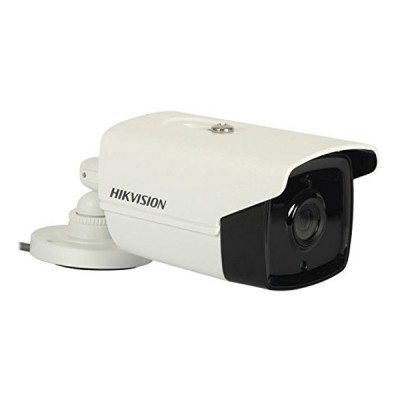 HIKVISION DS-2CE16C0T-IT5F Analog EXIR Bullet Camera HD720P, Day/Night 80m IR, IP66 weatherproof