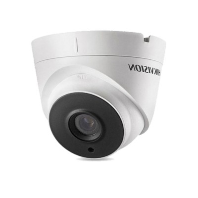 HIKVISION DS-2CE56C0T-IT1F Analog Outdoor/Indoor EXIR Turret Camera HD720P, Day/Night 20m IR, IP66 weatherproof