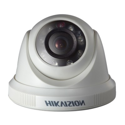 HIKVISION DS-2CE56D0T-IRPF Analog Turret Camera HD 1080P, Indoor Day/Night 20m IR