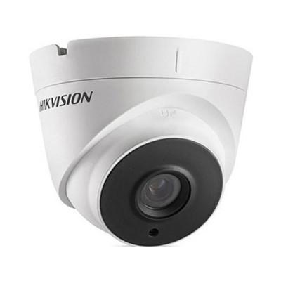 HIKVISION DS-2CE56D0T-IT1F Analog Turrent Camera HD 1080P, Day/Night 20m IR, IP67 weatherproof