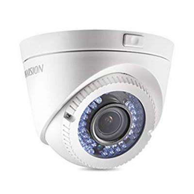HIKVISION DS-2CE56D0T-VFIR3F Analog Turret Camera HD 1080P, Day/Night 40m IR, IP66 weatherproof