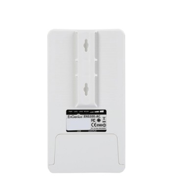 EnGenius ENS500-AC EnTurbo Outdoor 5GHz 11ac Wave 2 PtP Wireless Bridge, Speed 867Mbps, IP55-Rated Weatherproof