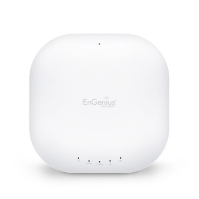 EnGenius EWS350AP Neutron 11ac Indoor Managed Access Point, 1.2Gbps Dual-Band 2x2, 1xGigabit LAN Support PoE, Ceileng-Mount