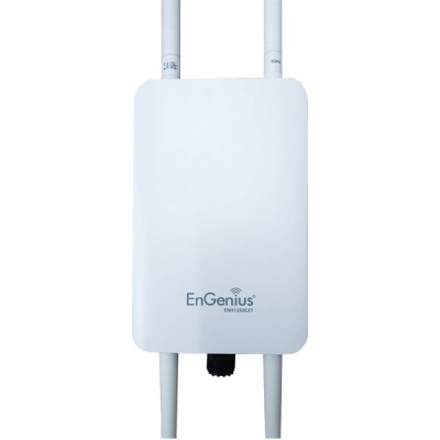 EnGenius ENH1350EXT EnTurbo AC1300 Wave 2 Outdoor Access Point, IP67-Rated Weatherproof