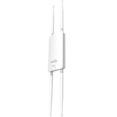 EnGenius ENS610EXT Dual-Band AC1300 Outdor&Indoor Wireless Access Point, 2-Port Gigabit LAN, 4 x5dBi Antennas