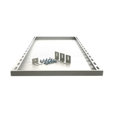 "19"" GERMANY G7-02065 Fix Component Shelf Deep 65 cm. for Rack 80 cm. Galvanize Steel"