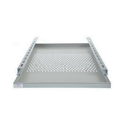 "19"" GERMANY G7-03075 Slide Component Shelf Deep 75 cm For Rack 80 cm."