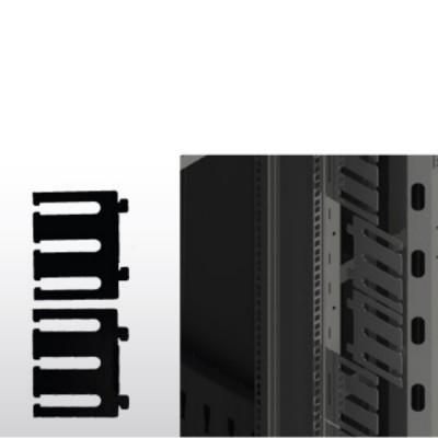 """19"""" GERMANY G7-06005 Rack Accessories Vertical Front Cable Management ใช้กับตู้หน้ากว้าง 80 cm."""