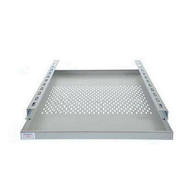 """19"""" GERMANY G7-03045 Slide Component Shelf Deep 48 cm For Rack 60 cm."""