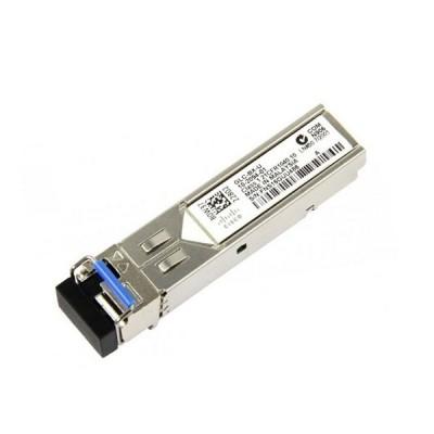 Cisco GLC-BX-U Compatible 1000BASE-BX-U BiDi SFP Transceiver Module (SMF, 1310nm-TX/1490nm-RX, 10km, LC simplex, DOM)