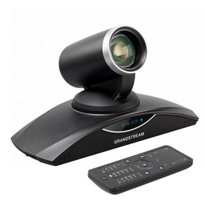 Grandstream GVC3200 Video Conferencing, Full HD, 9-Way Video conferences, 3 Monitor Output, 3 HDMI, PTZ Camera 12 x Zoom, Android 4.4
