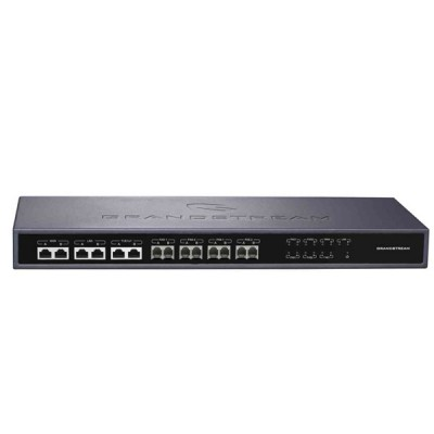 Grandstream HA100 IP PBX with 4FXO+2FXS, 2-Port LAN Gigabit, 45 Concurrent call and 3 Conference bridge 25 IP Paricipates