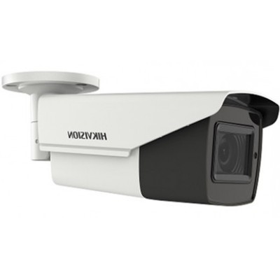 HIKVISION DS-2CE19H8T-AIT3ZF Analog 5MP High Performance Bullet Camera, Motorized Varifocal, Day/Night 80m IR, Outdoor IP67 weatherproof