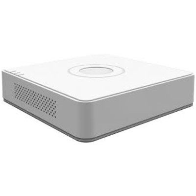 HIKVISION DS-7104HUHI-K1 DVR 4-ch 5MP Mini 1U H.265, 1 SATA Interface