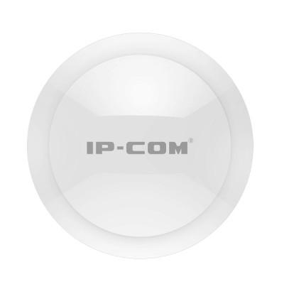 IP-COM AP340 : 300 Mbps Indoor Coverage Access Point 2.4GHz, Support 802.3af/at PoE standard, Deployed with IP-COM access controllers
