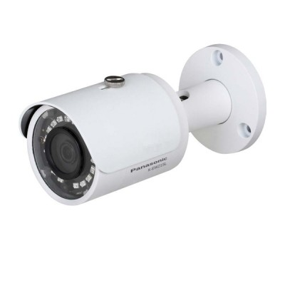 Panasonic K-EW215L03E IP Camera Box, Full HD 2 Megapixel 1080p, Lens 3.6 mm. Weatherproof with IR LED