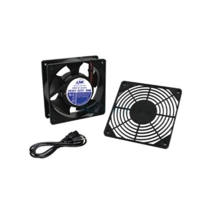 """LINK CK-80104 Fan 1x4"""" Heavy Duty, Power Cord 1.8 m."""