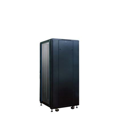 """Link CH-60927GS 19"""" Glass Rack 27U (60x90x140cm.) Black *ส่งฟรีเขต กทม.และปริมณฑล"""