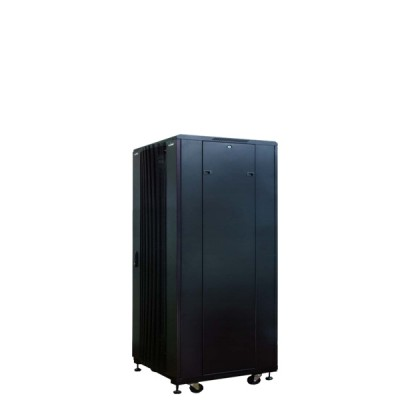 """Link CH-60827CW 19"""" Curve Wave Rack 27U, (60 x 80 x 140 cm.) Black *ส่งฟรีเขต กทม.และปริมณฑล"""