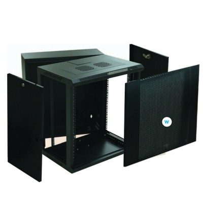"LINK CW1-60412W 19"" Wave Perforate Wall Rack 12U (60x40x64cm) *ส่งฟรีเขต กทม."
