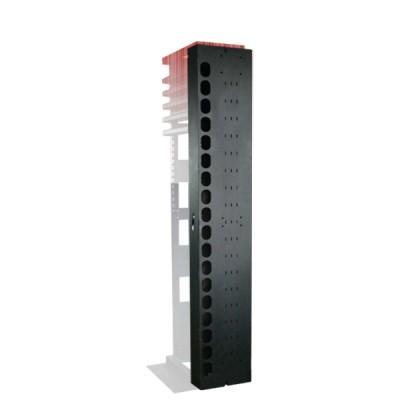 Link CN-61158 Vertical Management Option for Open Rack 42U, Black *จัดส่งฟรีเขต กทม.และปริมณฑล
