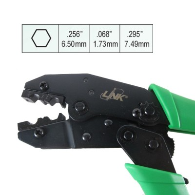 Link UC-8116 CRIMP TOOL BNC for RG 59, 62
