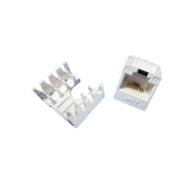 Link US-1005SCX CAT 5E RJ45 Colorful Modular Jack, Slim Type