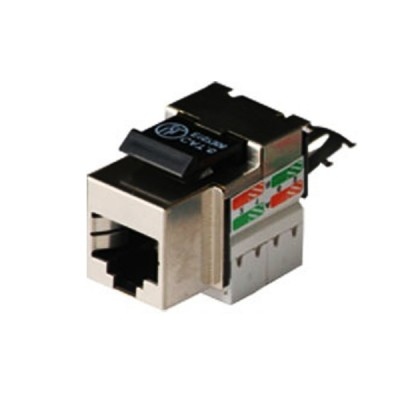 Link US-1013 CAT 5E RJ45 Modular Jack, Shield